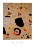 Joan Miró - Port - Reprodüksiyon