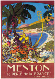 Menton Art by James C. Richard