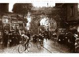 Por las puertas de Verdun, 1922 Láminas