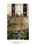 Valbonne Window Posters van Dennis Barloga