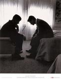 John F. Kennedy and Robert F. Kennedy Plakaty autor Hank Walker