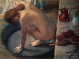Tub Prints by Edgar Degas