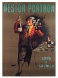 Nestor Portron Print by Francisco Tamagno