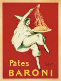 Pâtes Baroni, 1921 Posters af Leonetto Cappiello
