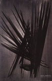 Composition 55-18, 1955 Print by Hans Hartung