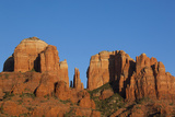 Red Rocks and Blue Sky in Sedona, Arizona Photographic Print by John Burcham