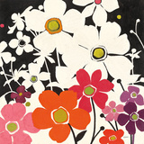 Flower Power I Posters by Shirley Novak