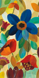 Summer Floral Panel I Posters by Silvia Vassileva