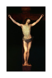 Christ Crucified, 1780, Spanish School Giclee Print by Francisco De Goya