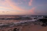 Sunrise on the Beach at Poipu Beach