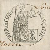Letter Crest V Prints by Hugo Wild