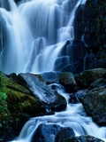 Troc Waterfall in Killarney National Park Photographic Print by Chris Hill
