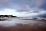 Sunset at Bondi Beach Photographic Print by Jill Schneider