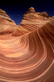 The Wave: Eroded Sandstone Photographic Print by Tom Murphy