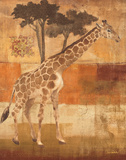 Animals on Safari I Posters by Albena Hristova