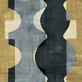 Geometric Deco II Prints by Wild Apple Portfolio