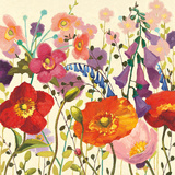 Couleur Printemps III Print by Shirley Novak