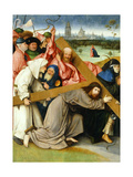 Christ Carrying the Cross, 1505-1507 Giclee Print by Hieronymus Bosch