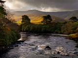 The Erriff River in County Mayo Impressão fotográfica por Chris Hill