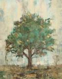 Verdi Trees I Plakater af Silvia Vassileva