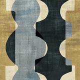 Geometric Deco I Poster by Hugo Wild