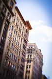 Architecture in the SoHo, Cast Iron Historical District of New York Photographic Print by Keith Barraclough