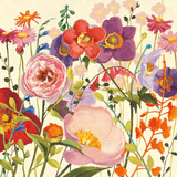 Couleur Printemps II Prints by Shirley Novak