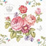 Elegant Roses I Posters by Stefania Ferri