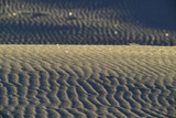 Reflections of Sunlight in Gypsum Sand Dunes Fotografisk tryk af Raul Touzon