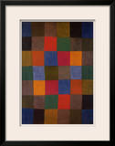New Harmony, 1936 Prints by Paul Klee