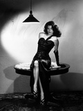 "Ava Gardner. ""Ernest Hemingway's the Killers"" 1946, ""The Killers"" Directed by Robert Siodmak Papier Photo"