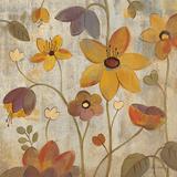 Floral Song III Prints by Silvia Vassileva