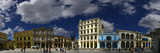 Buildings in the Plaza De Armas Photographic Print by Raul Touzon