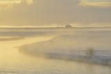 Sunrise at the Ytri Ranga River Photographic Print by Raul Touzon