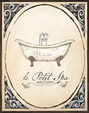 Le Petit Spa I Art by Emily Adams