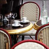 Outdoor Cafe Prints by Marc Olivier