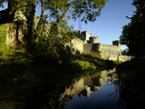 The Medieval Cahir Castle in Tipperary, Ireland Photographic Print by Chris Hill