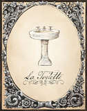 Le Petit Spa II Posters by Emily Adams