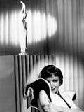Claudette Colbert Photographic Print