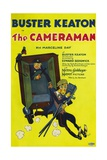 The Cameraman, 1928, Directed by Edward Sedgwick Giclee Print