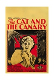 The Cat And the Canary, 1927, Directed by Paul Leni Giclee Print