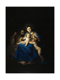 The Holy Family, 1775-1780, Spanish School Giclee Print by Francisco De Goya
