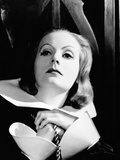 "Greta Garbo. ""Queen Christina"" 1933, Directed by Rouben Mamoulian Reproduction photographique"
