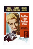 Another Time, Another Place, 1958, Directed by Lewis Allen Giclée-tryk