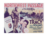 Northwest Passage, 1940, Directed by King Vidor Giclee Print
