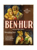 "Ben-hur, 1925, ""Ben-hur: a Tale of the Christ"" Directed by Fred Niblo Giclee Print"
