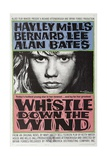 Whistle Down the Wind, 1961, Directed by Bryan Forbes Giclee Print
