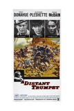 A Distant Trumpet, 1964, Directed by Raoul Walsh Giclée-tryk