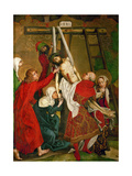 The Deposition From the Cross, 1475 Giclee Print by Martin Schongauer