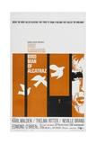 Birdman of Alcatraz, 1962, Directed by John Frankenheimer Giclee Print